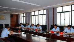 隆阳区法院召开巡视整改专题民主生活会