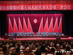 隆阳区人民法院2018年工作报告获人代会一致通过