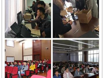 隆阳区法院新入职书记员开展岗前...